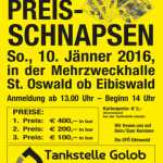 Preisschnapsen der SPÖ Region Eibiswald