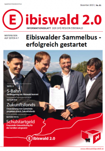 Fraktionszeitung der SPÖ Region Eibiswald