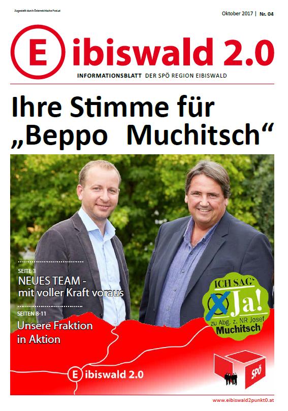 Eibiswald 2.0 - Ausgabe Oktober 2017