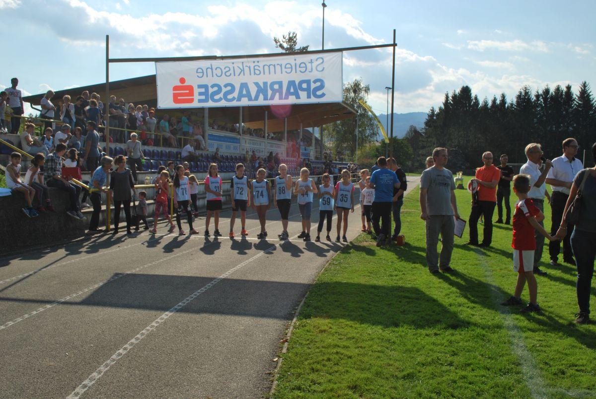 Fotos vom 32. Jugendlauf der SPÖ Eibiswald am 24. September 2016