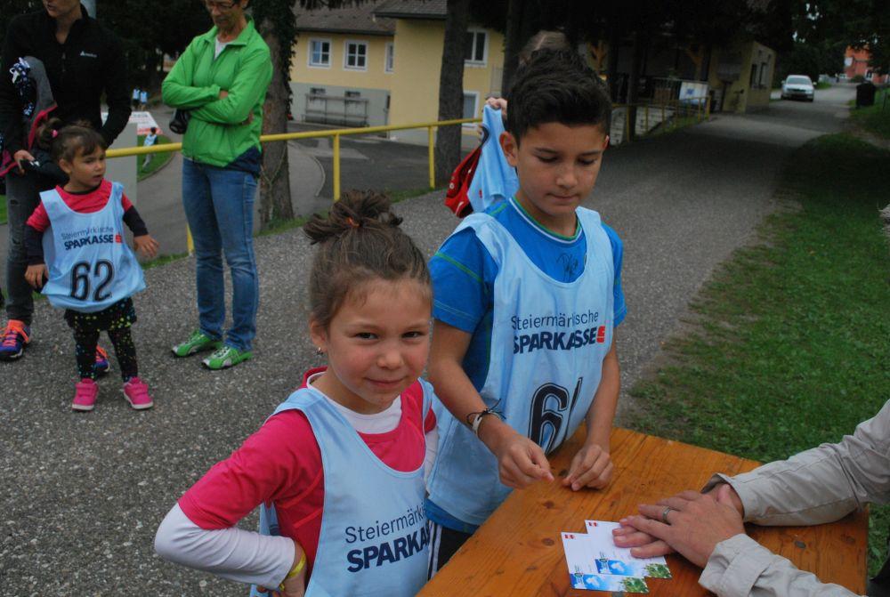 Fotos vom 31. Jugendlauf der SPÖ Eibiswald am 19. September 2015