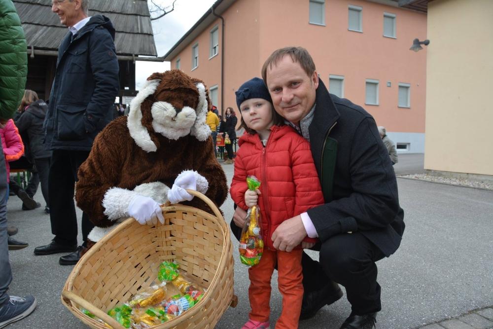 Fotos von der Osternest-Suche in Pitschgau
