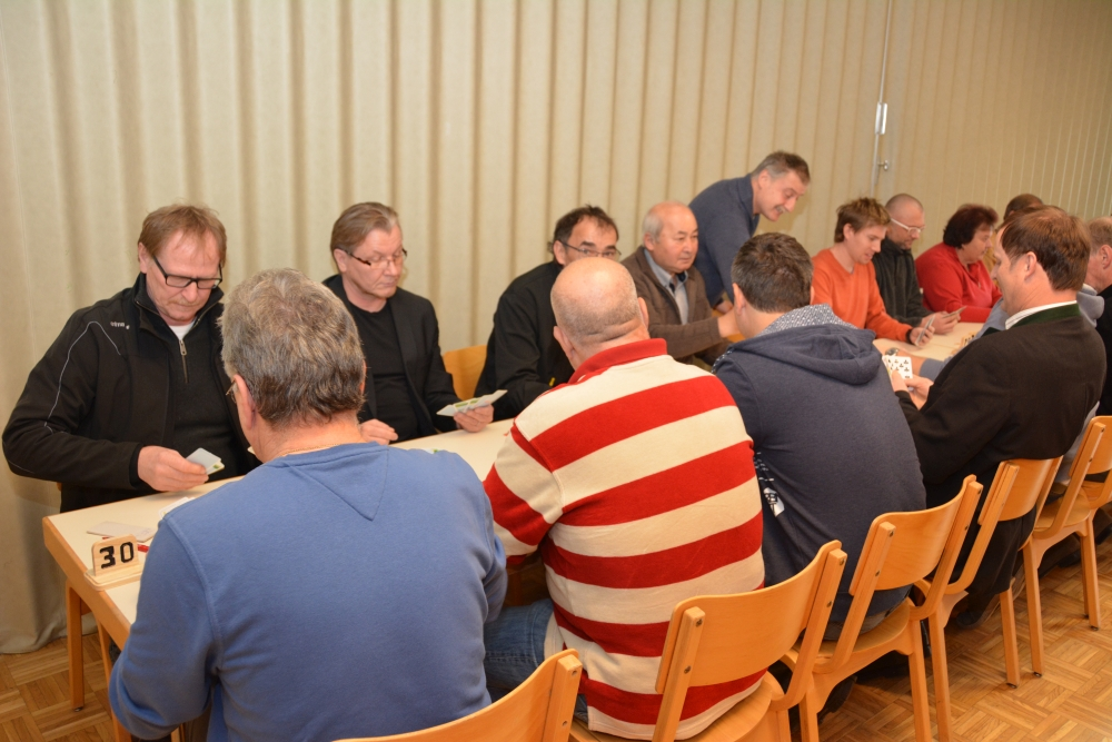 Fotos vom Preisschnapen in St. Oswald am 10. Jänner 2016