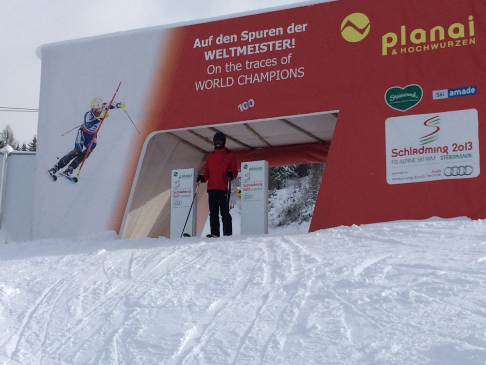 Fotos vom Schitag in Schladming am 16. Jänner 2016