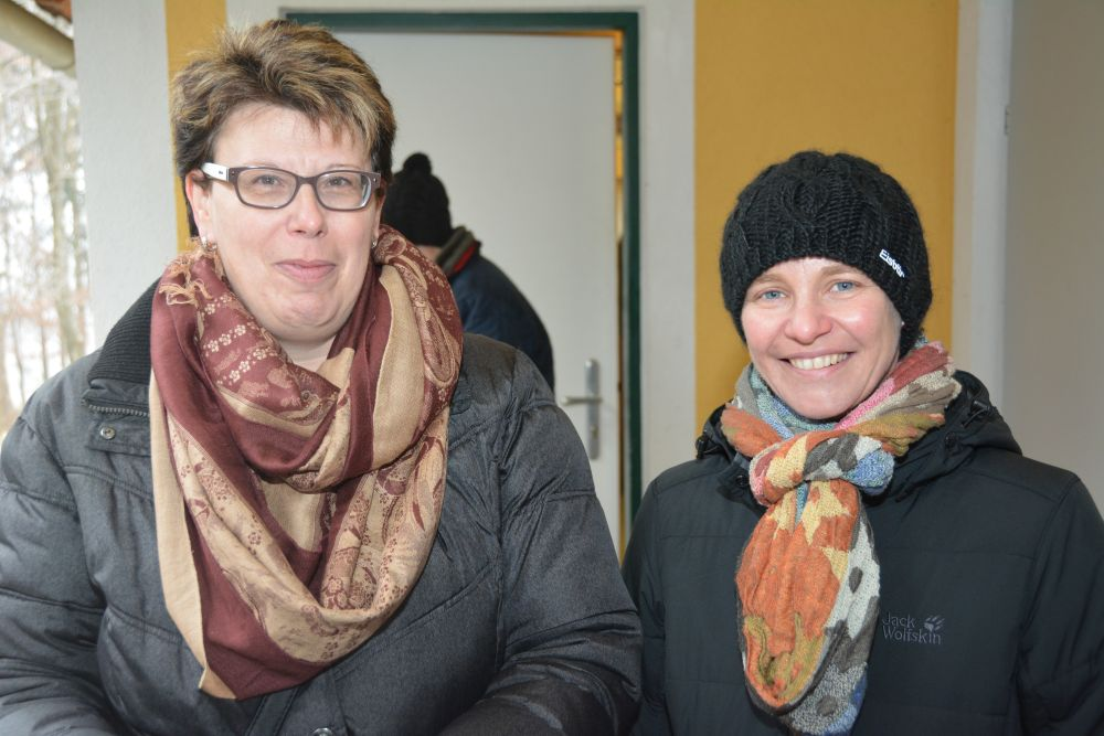 Fotos von der Knödelpartie zwischen SPÖ Eibiswald und Pensionistenverband Hörmsdorf am 2. Jänner 2016