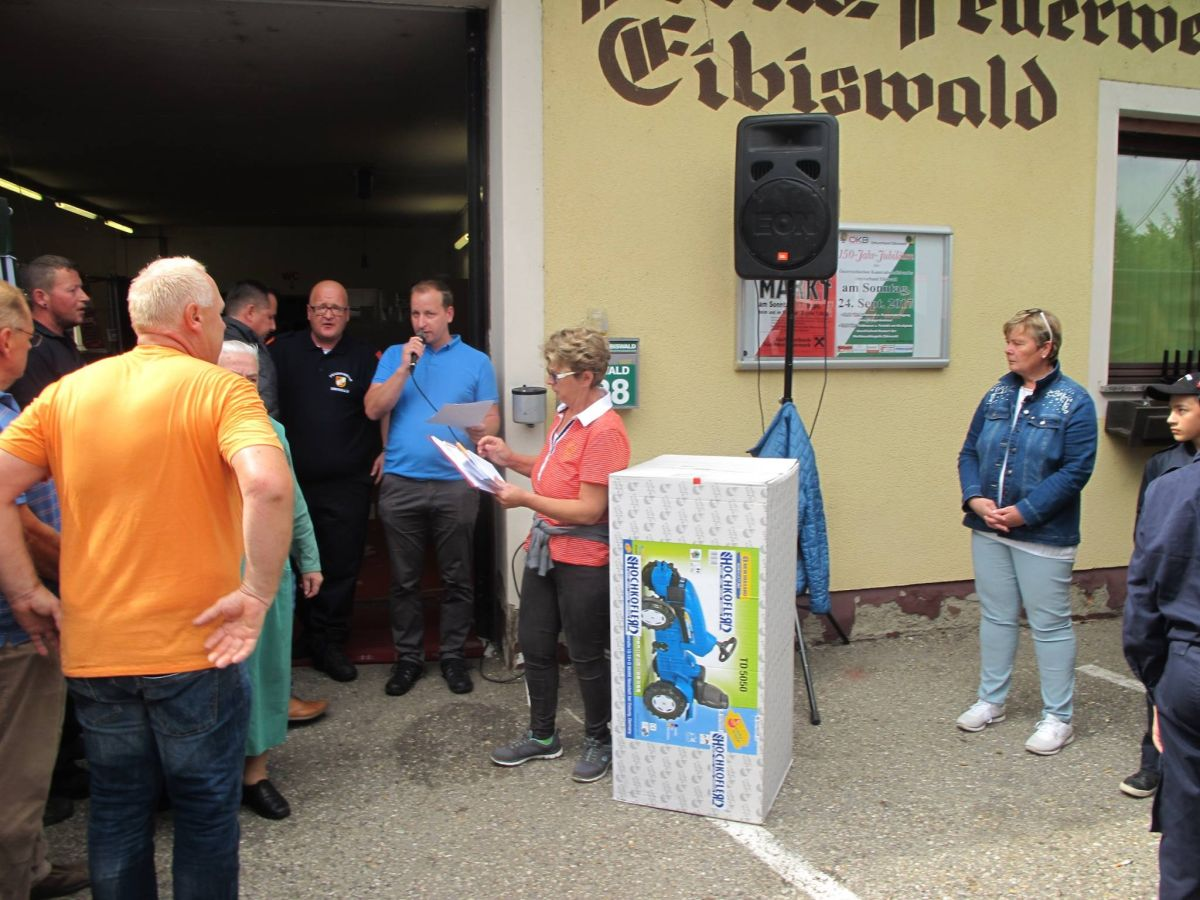 Fotos vom 12. Entenrennen der SPÖ Eibiswald am 10. September 2017