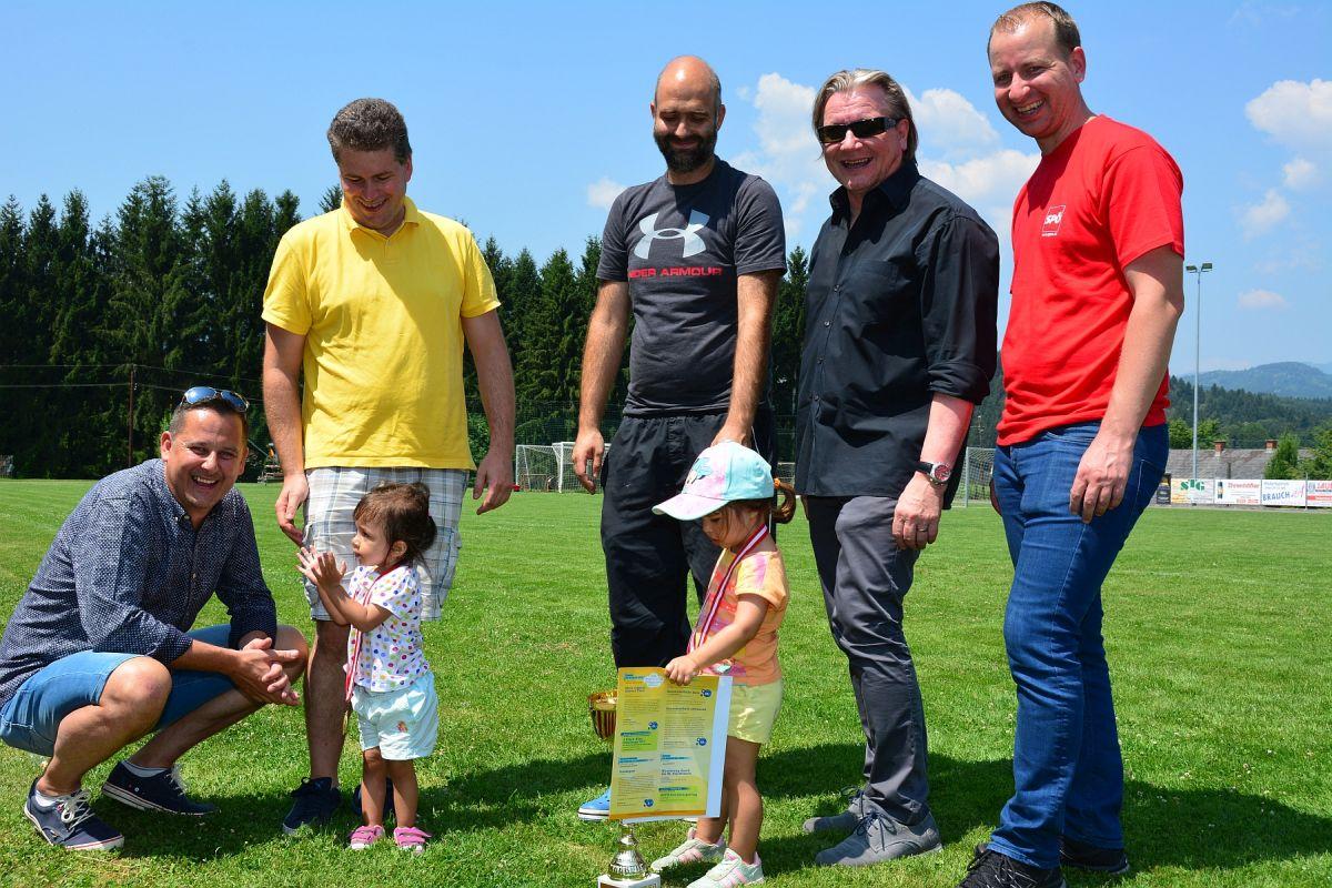 Fotos vom 33. Jugendlauf der SPÖ Eibiswald am 24. Juni 2017
