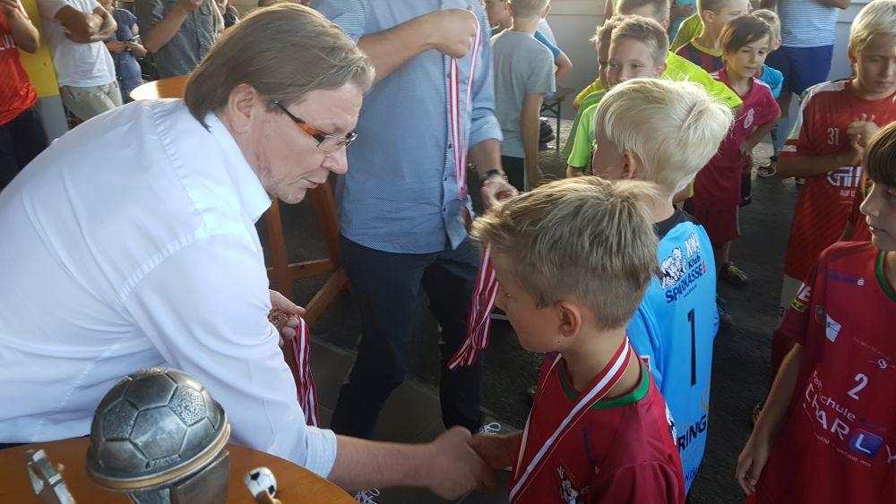 Fotos vom Familien-Dämmerschoppen am 6. August 2016