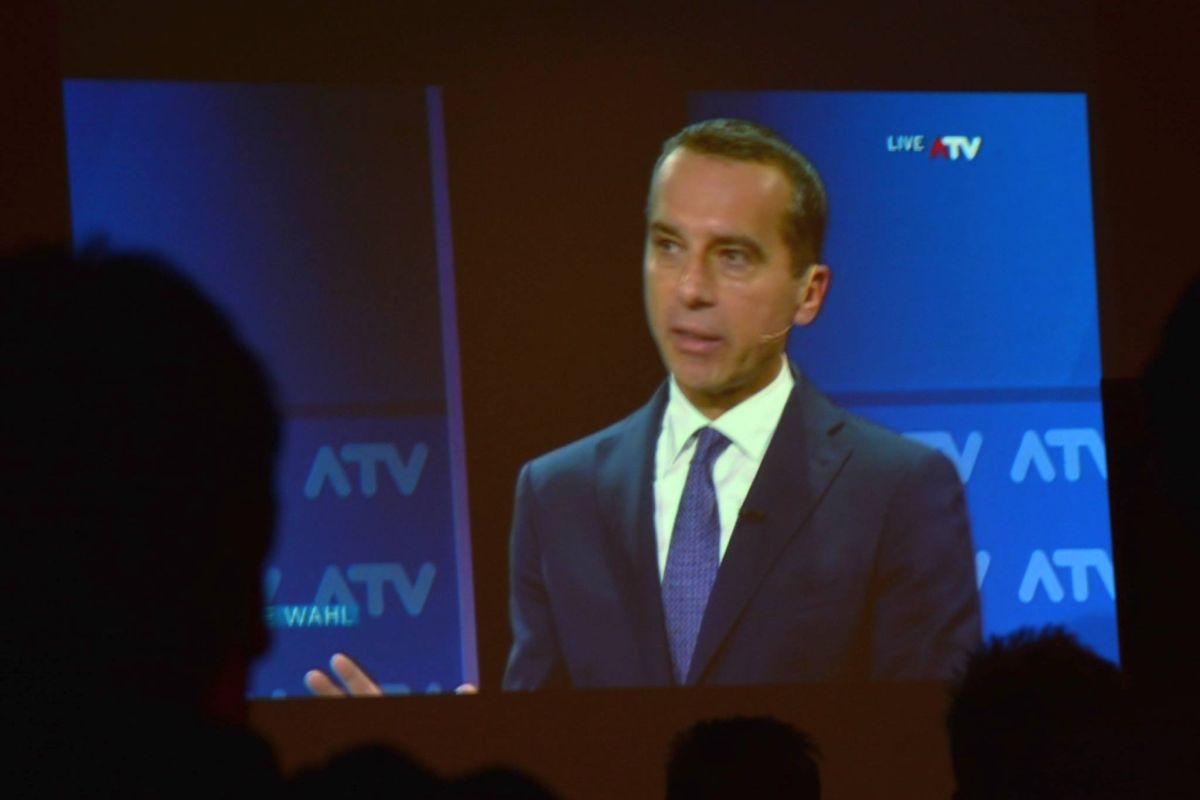 "Puplic Viewing ""Elefantenrunde"" auf ATV am 1. Oktober 2017"